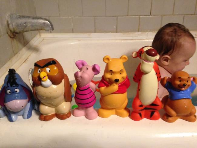 100 Acre Bathtub Check Out These