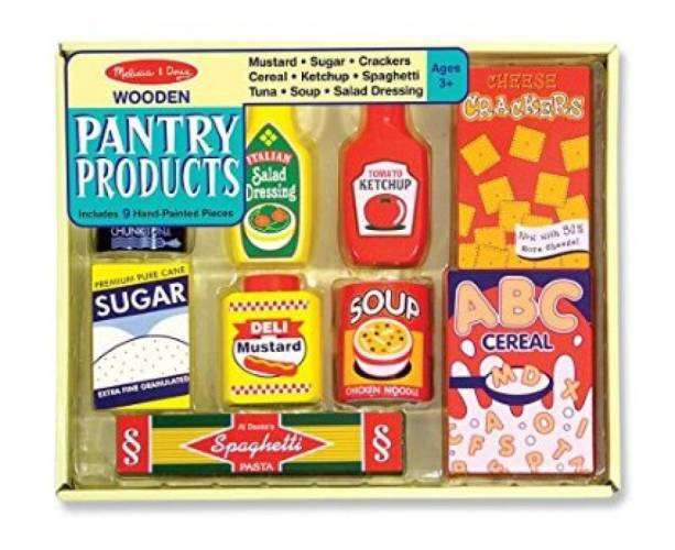 Pantry Raid Here A Review For Melissa Doug S Wooden Play