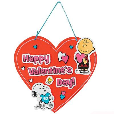 14 Valentine's Day Crafts & Craft Supplies for Toddlers ...