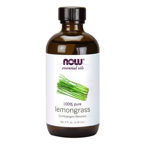 It's Not Lemon, It's Not Grass: It's LEMONGRASS (Essential Oil that is!)