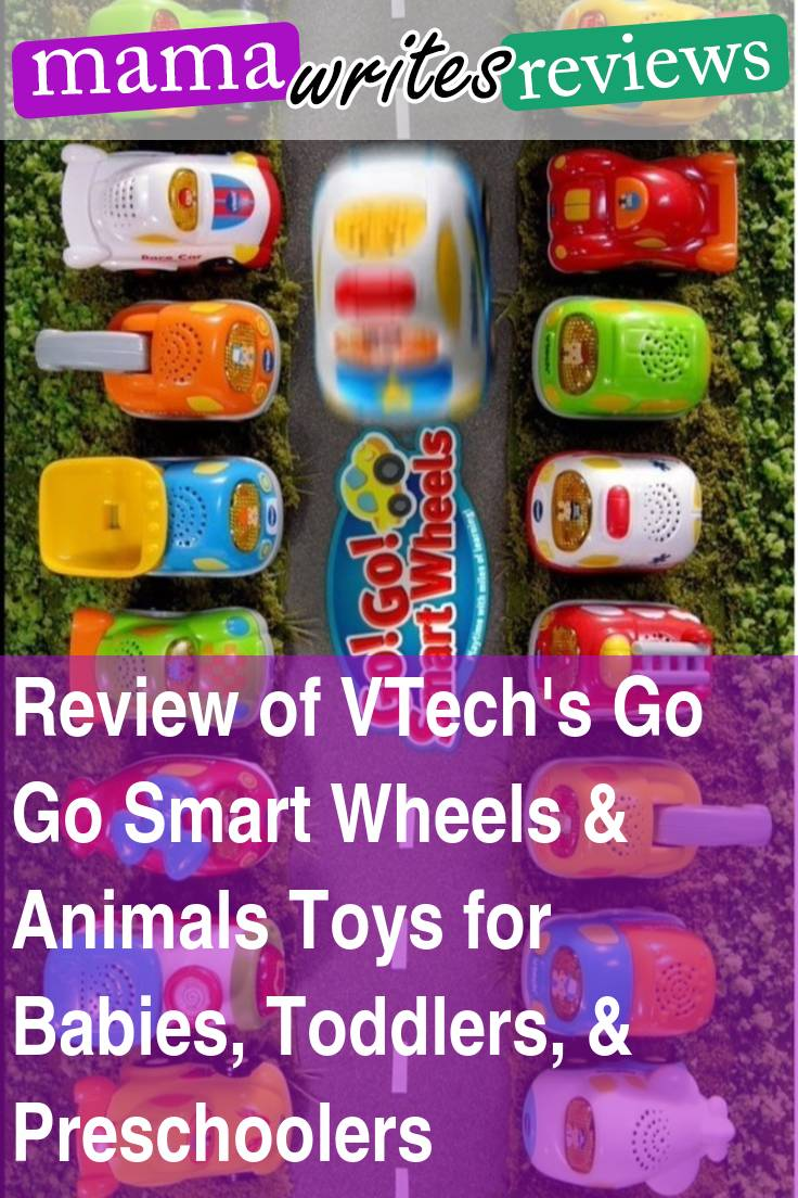 Vroom Vroom Moo Moo Cluck Cluck Woof: Review of Go Go Smart Wheels Toys for Babies, Toddlers, & Preschool Kids