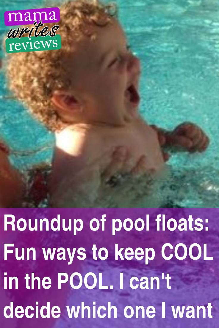 Roundup Of Pool Floats Fun Ways To Keep Cool In The Pool