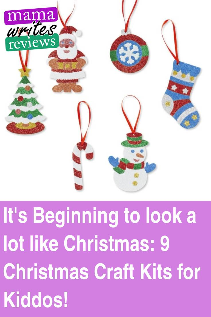 It\'s Beginning to look a lot like Christmas: 9 Christmas Craft Kits ...