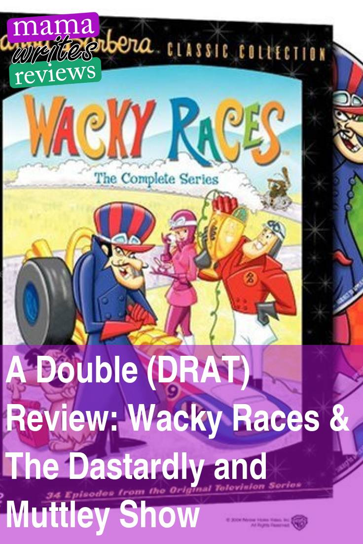 Dick dastardly drat sound clip